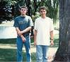 1995 Elmira  NY Dave and Eric Fall