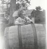1924 Ellen on Barrel