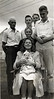 1945-09 Cliff, Allison, Howard, Fred, Harriet, Ellen, Rick