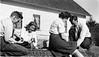 1945-03 IMG_2766 Mar, 1945 Fred and Ellen Merriam, Ruth and Austin Briscoe