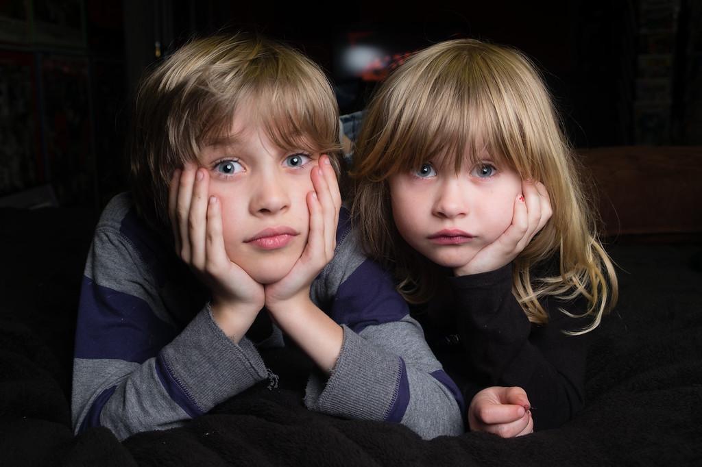 The Evil Twins Visit