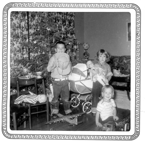 Christmas 1957