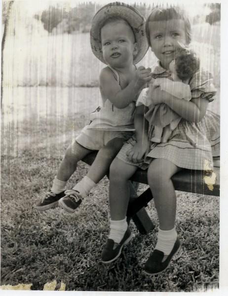 Susan and Thomas Hardin