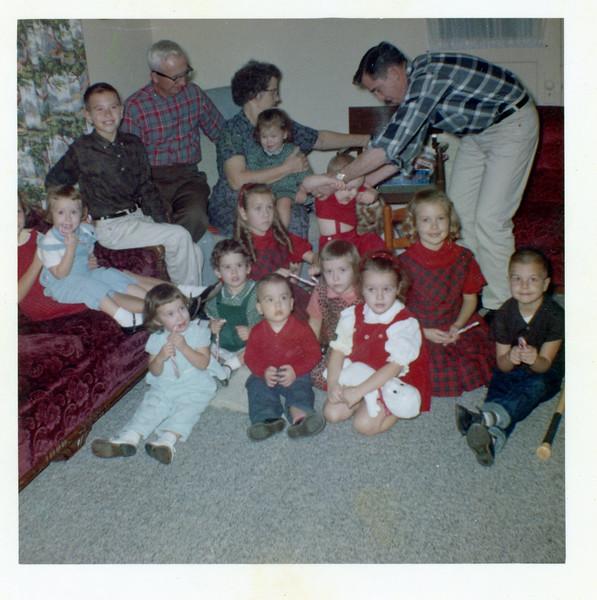 Christmas 1962