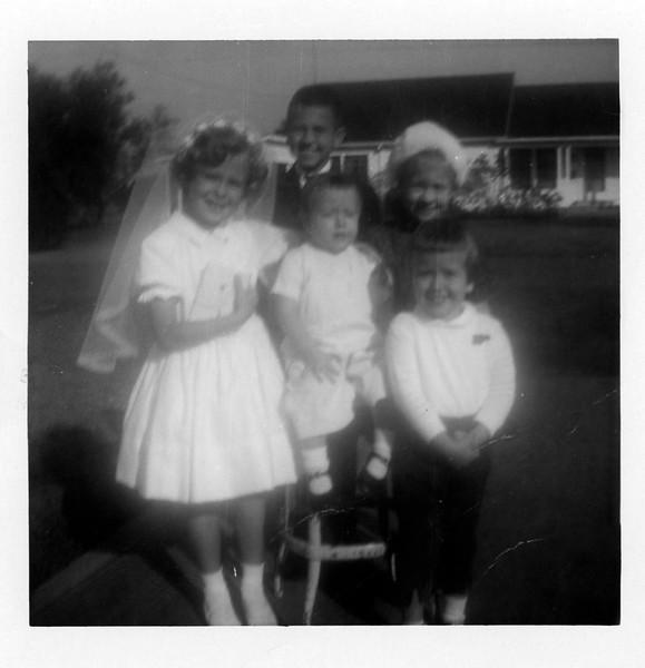 Bridget, Jennifer, Susan, Mark, and Patrice