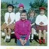 Kulcak kids in the backyard - 1963