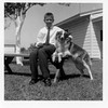 Mark and Lassie