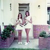 Susan and Jennifer, August 1972