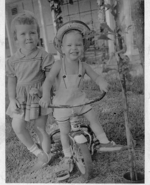 Susan and Thomas Hardin, our neighbor