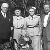 George, Harriett, Sylvia, Edwin, and Andy Forrest
