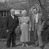 George and Harriett Forrest with their son, Edwin