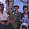 George, Harriett, Harriett, Gladys, and Bonnie, 1946