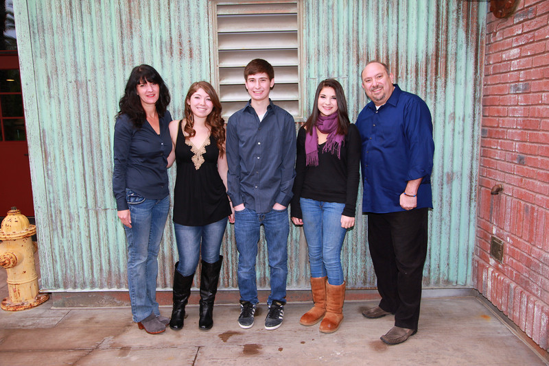 The Garcia Family 004