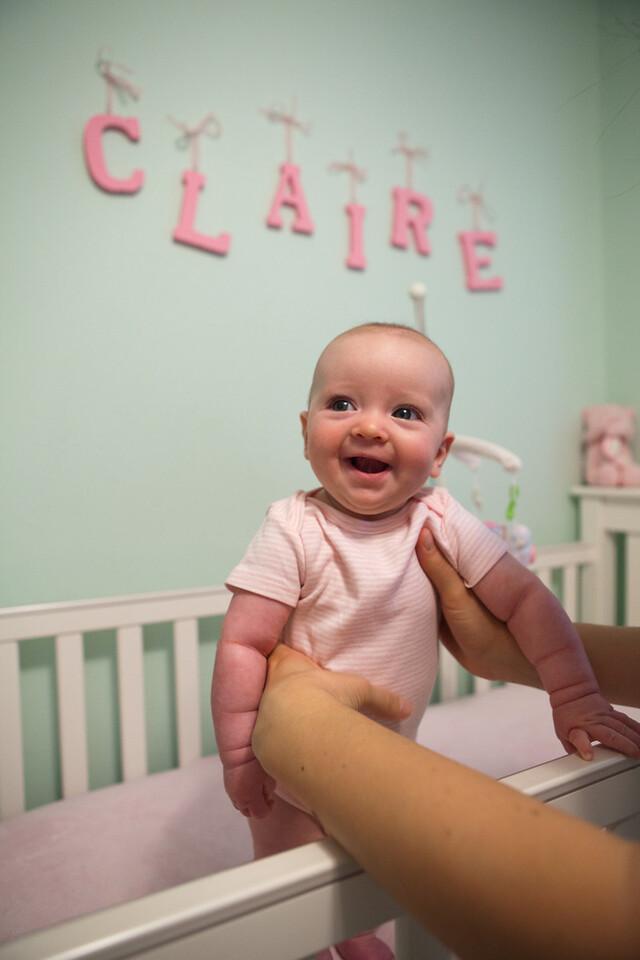 Claire Gerbig<br /> Photos by Lindsay Pierce