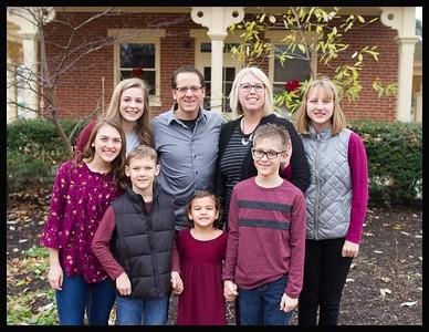 The Gibbel family 2018