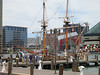 The Godspeed at Baltimore's Inner Harbor