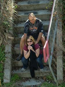 Brian and Lisa Lee County VA October '10
