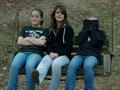 Anna, Becca and Rachel CMMBC October '10