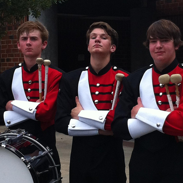 Benjie at Band Camp<br /> August 2013