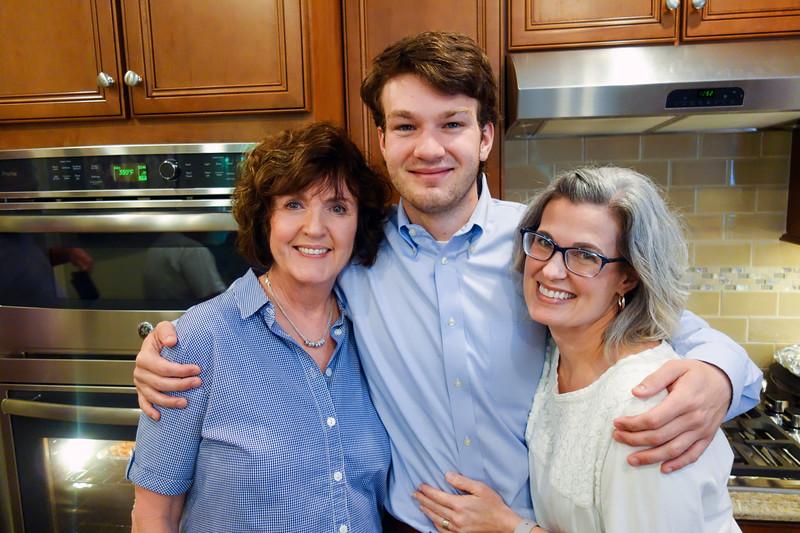 Janie, Benjie & Ann