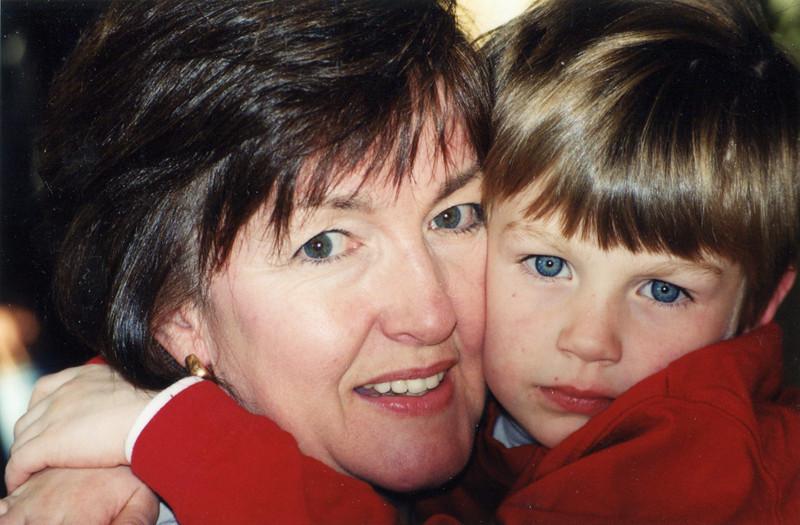 Mimi and Benjamin - 2003