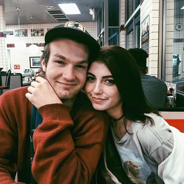 Benjie & Katie