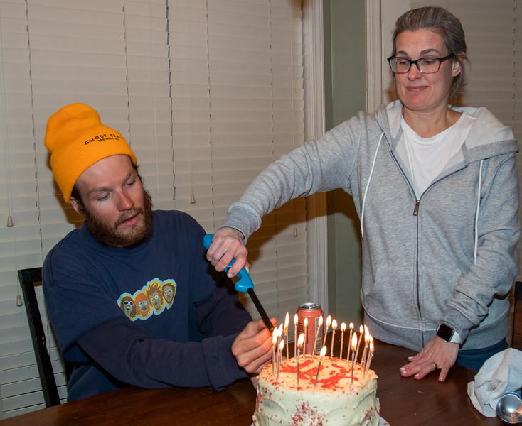 Benjie Birthday