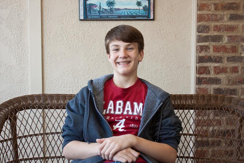 Benjamin - December 2011