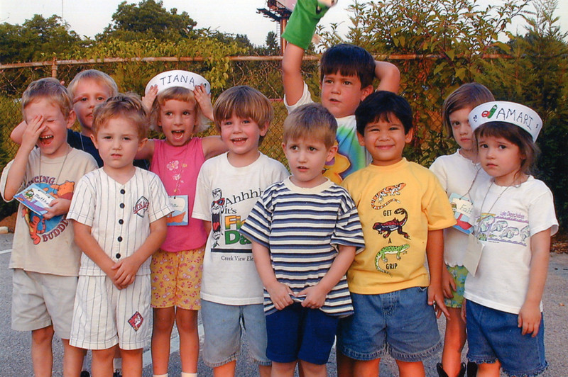 Vacation Bible School - 2002