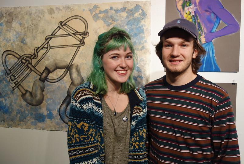 Benjie & Sarah