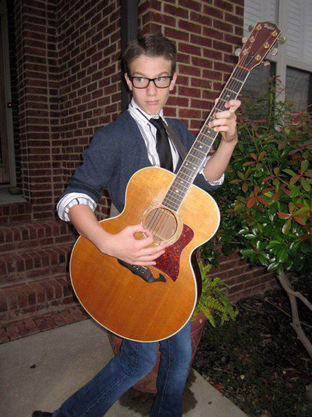 Benjie - As Buddy Holly<br /> September 2011