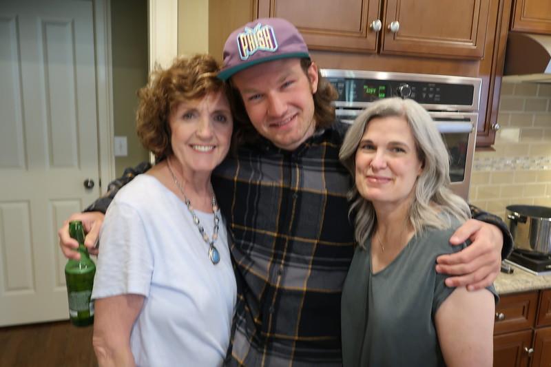 Mimi, Benjie & Ann