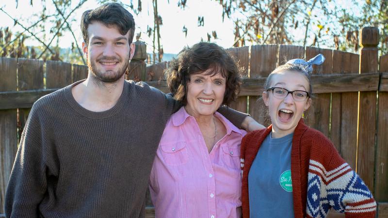 Benjie, Janie & JC