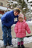 Benjamin and JanieCate - Breckenridge: March, 2008