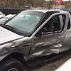 Brady's Wrecked Truck