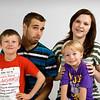 Noah, Brady, Patrick & Claire
