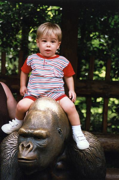 Brady Nichols - Birmingham Zoo - 1997