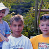 Claire, Brady and Myers - Seagrove Beach, FL: 2002