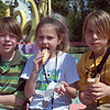 Myers, Claire and Brady<br /> DisneyWorld - March, 2007