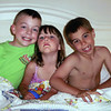Myers, Claire and Brady - 2004