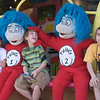 Claire, Myers and Brady<br /> DisneyWorld: March, 2007