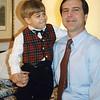 Pop and Brady - 1999