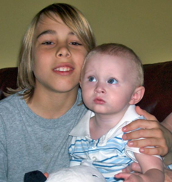 Noah & Brady