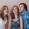 Claire, Allysa & Brady