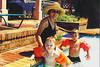 Meyers & Brady with Momma D