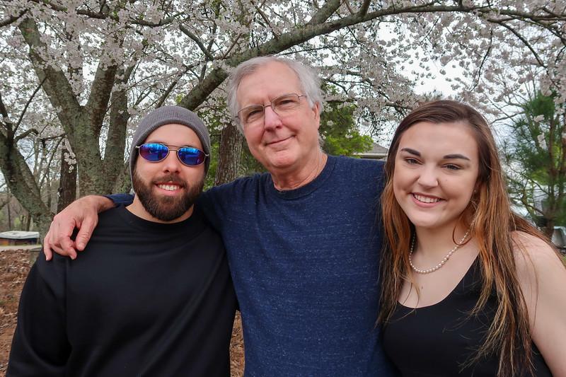 Brady, Pop & Claire