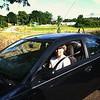 Brady & his first car
