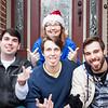 Joseph, Seth, Erin & Brady
