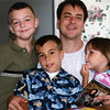 Myers, Brady, Brent and Claire - 2004