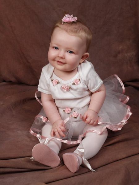 Brianna at 6 Months!